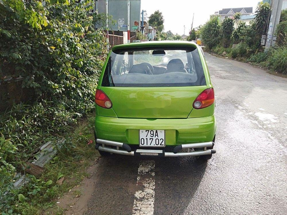 Bán xe Daewoo Matiz sản xuất năm 2000, xe nguyên bản (3)