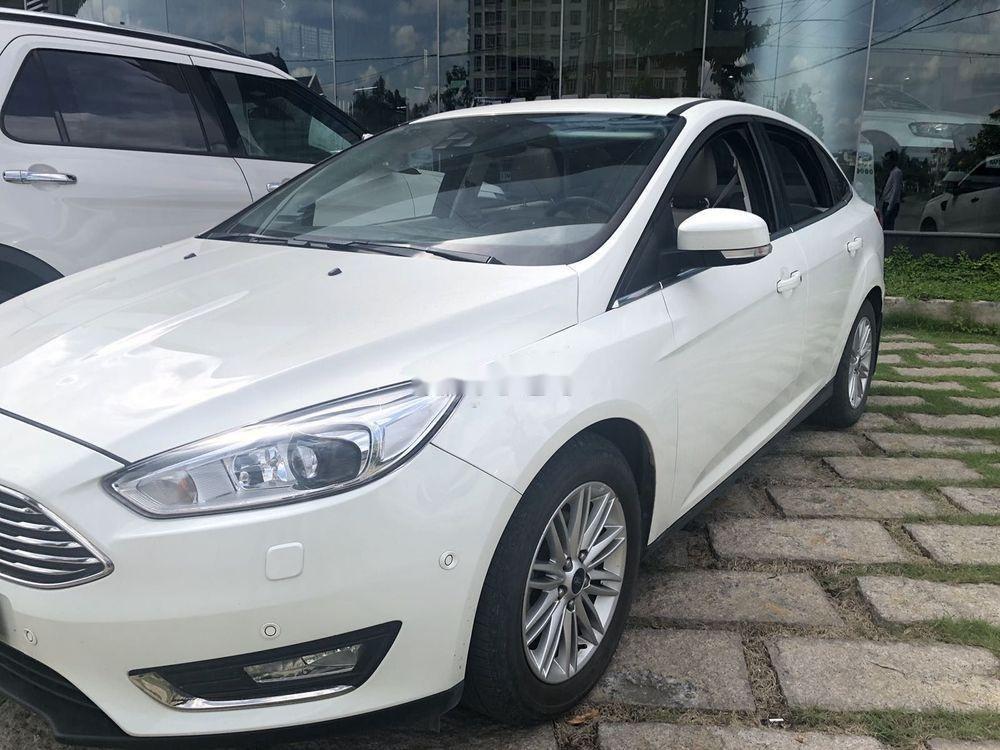 Cần bán gấp Ford Focus Titanium 2018, màu trắng, giá tốt (5)