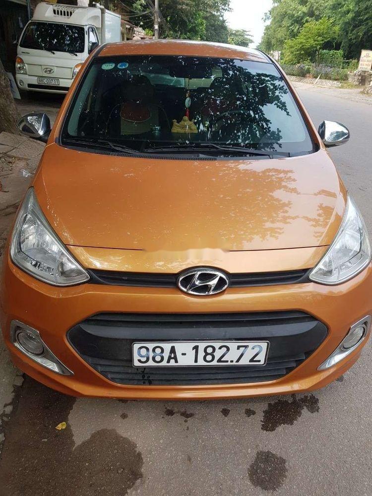 Bán ô tô Hyundai Grand i10 năm sản xuất 2014, xe nhập chính hãng (2)