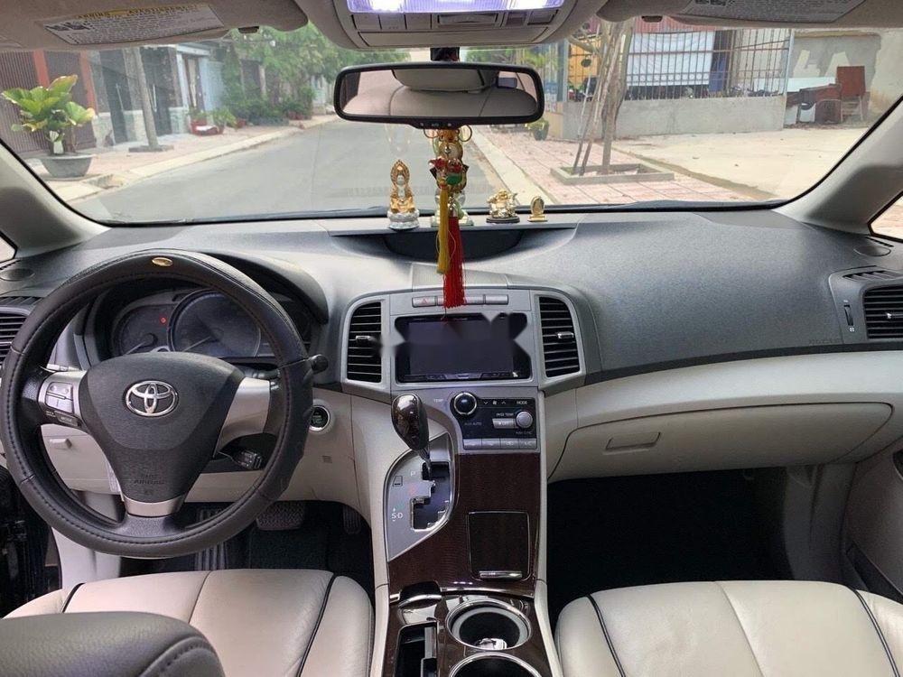 Cần bán lại xe Toyota Venza sản xuất năm 2009, màu đen chính chủ (6)