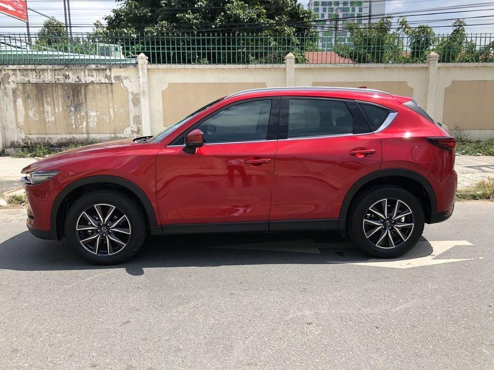 Bán Mazda CX 5 đời 2018, màu đỏ, giá tốt (4)