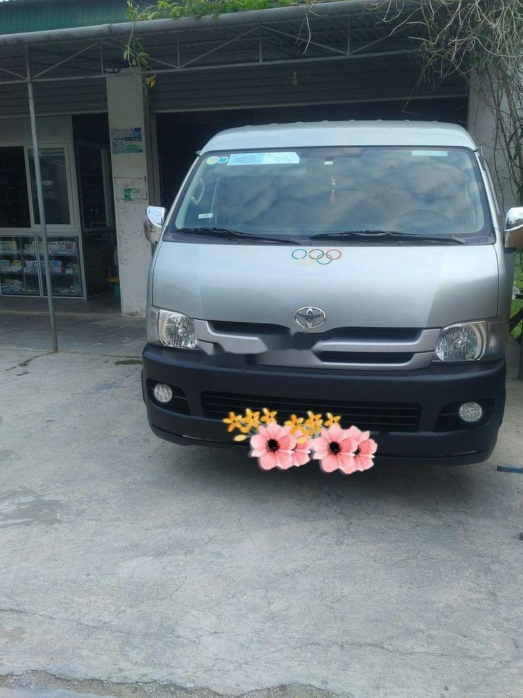 Cần bán lại xe Toyota Hiace năm sản xuất 2010 (6)