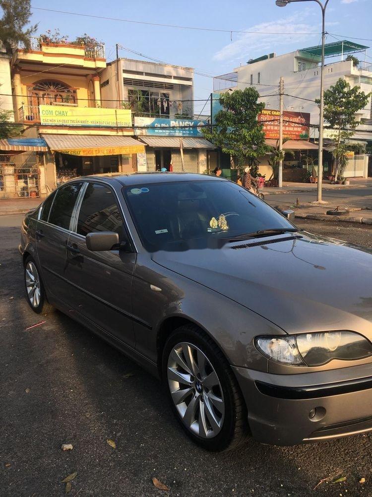 Cần bán lại xe BMW 3 Series đời 2005, xe nhập còn mới, giá tốt (2)