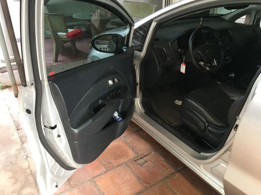 Bán ô tô Kia Rio AT đời 2012, màu bạc, xe nhập  (8)