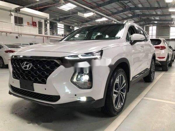Cần bán Hyundai Santa Fe đời 2019, khuyến mãi hấp dẫn (1)