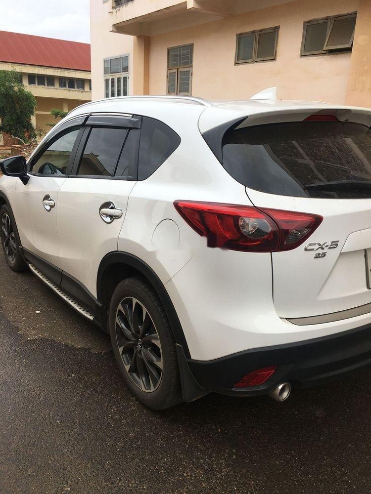 Bán xe Mazda CX 5 năm sản xuất 2017, xe nguyên bản (6)