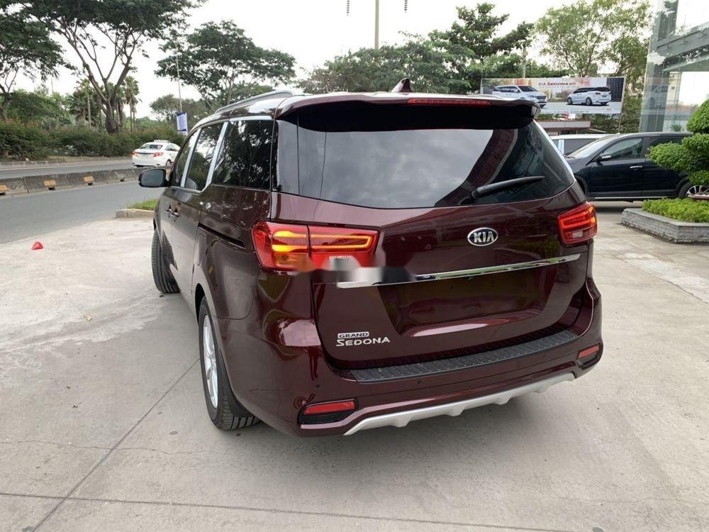 Bán xe Kia Sedona 2019 nội thất đẹp (6)