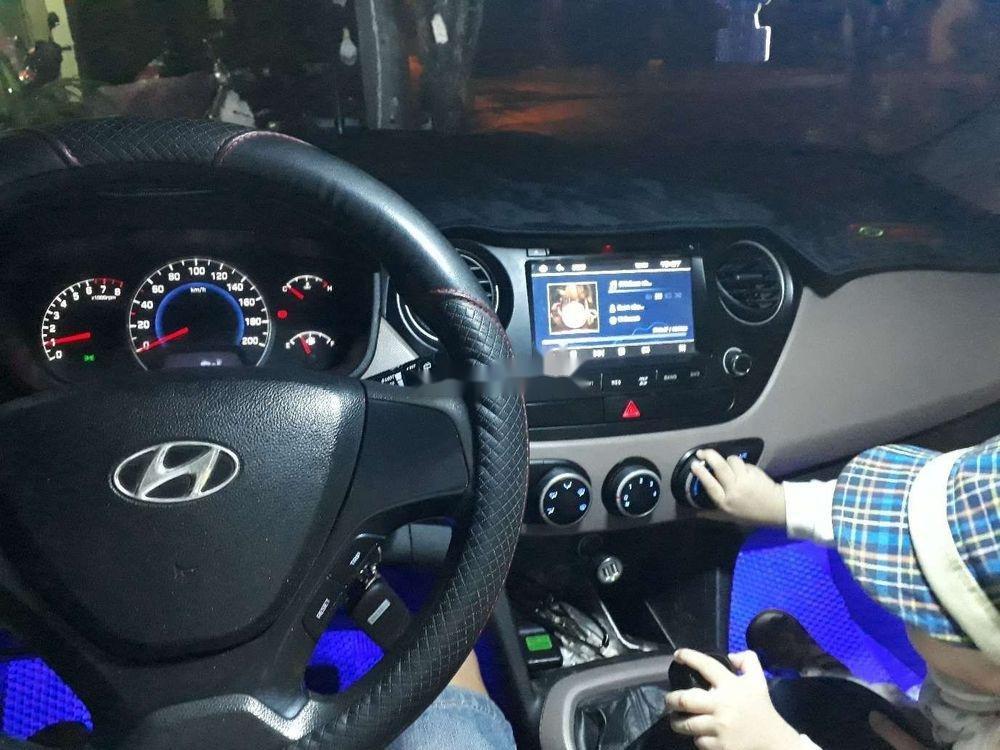 Cần bán lại xe Hyundai Grand i10 đời 2014, màu trắng, xe nhập xe gia đình, giá tốt (7)