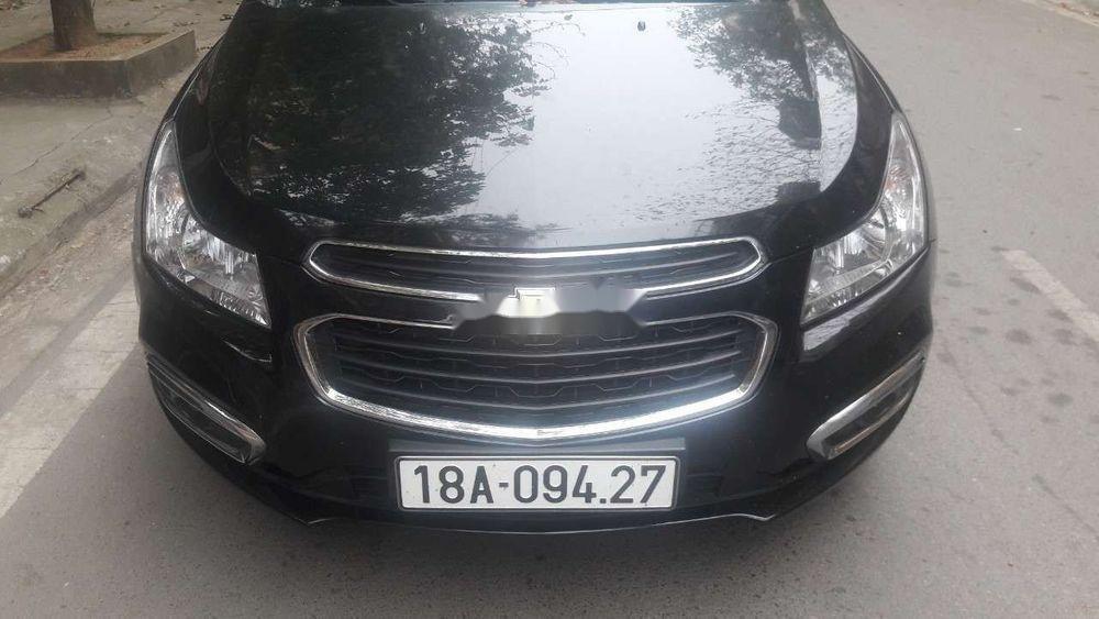Cần bán lại xe Chevrolet Cruze sản xuất 2017, màu đen, nhập khẩu nguyên chiếc chính hãng (4)