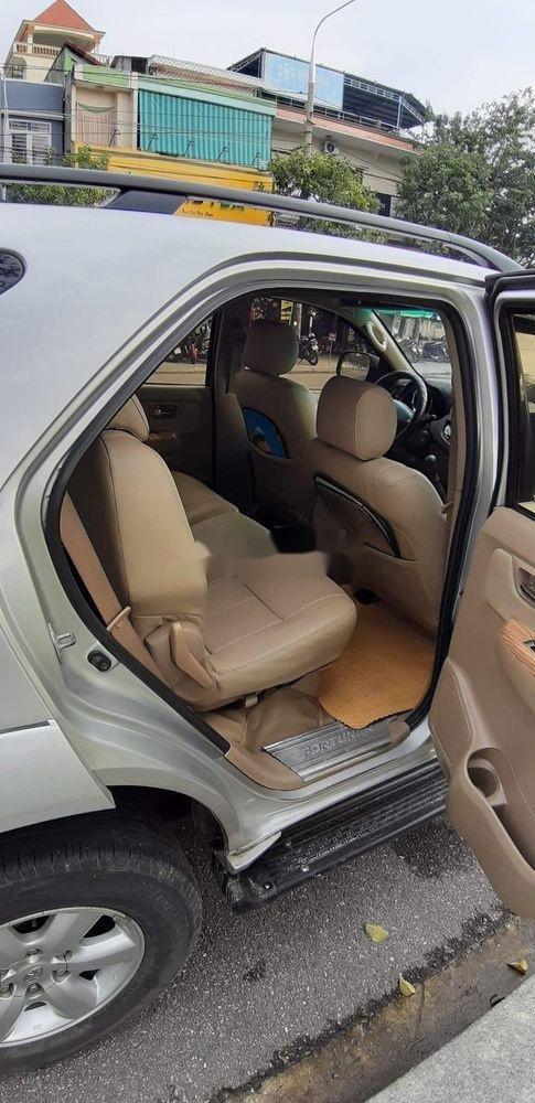 Bán xe Toyota Fortuner MT năm 2009, màu bạc, nhập khẩu số sàn (3)