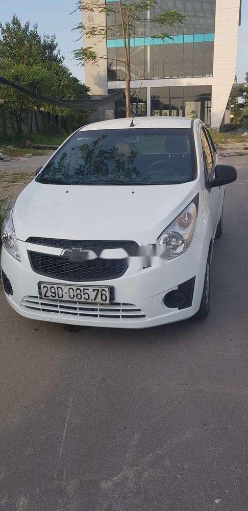 Bán xe Chevrolet Spark sản xuất 2011, màu trắng, xe nhập, chính chủ (2)