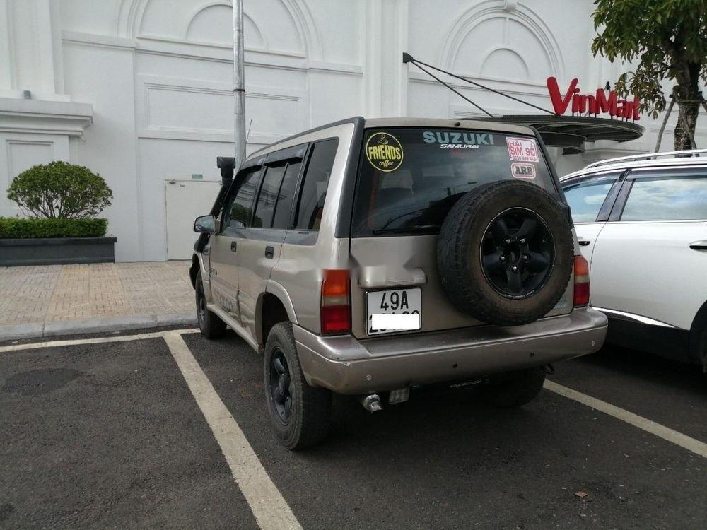 Bán Suzuki Vitara năm sản xuất 2003, nhập khẩu chính hãng (3)
