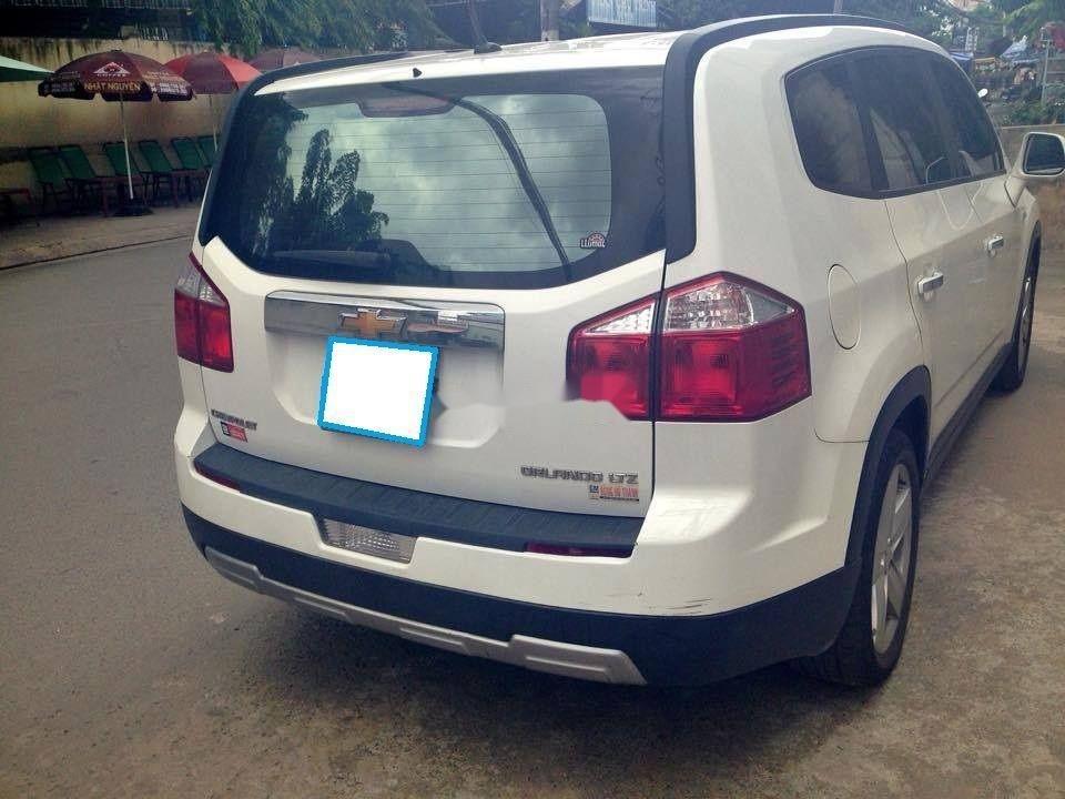 Cần bán lại xe Chevrolet Orlando sản xuất 2013, xe nguyên bản (3)
