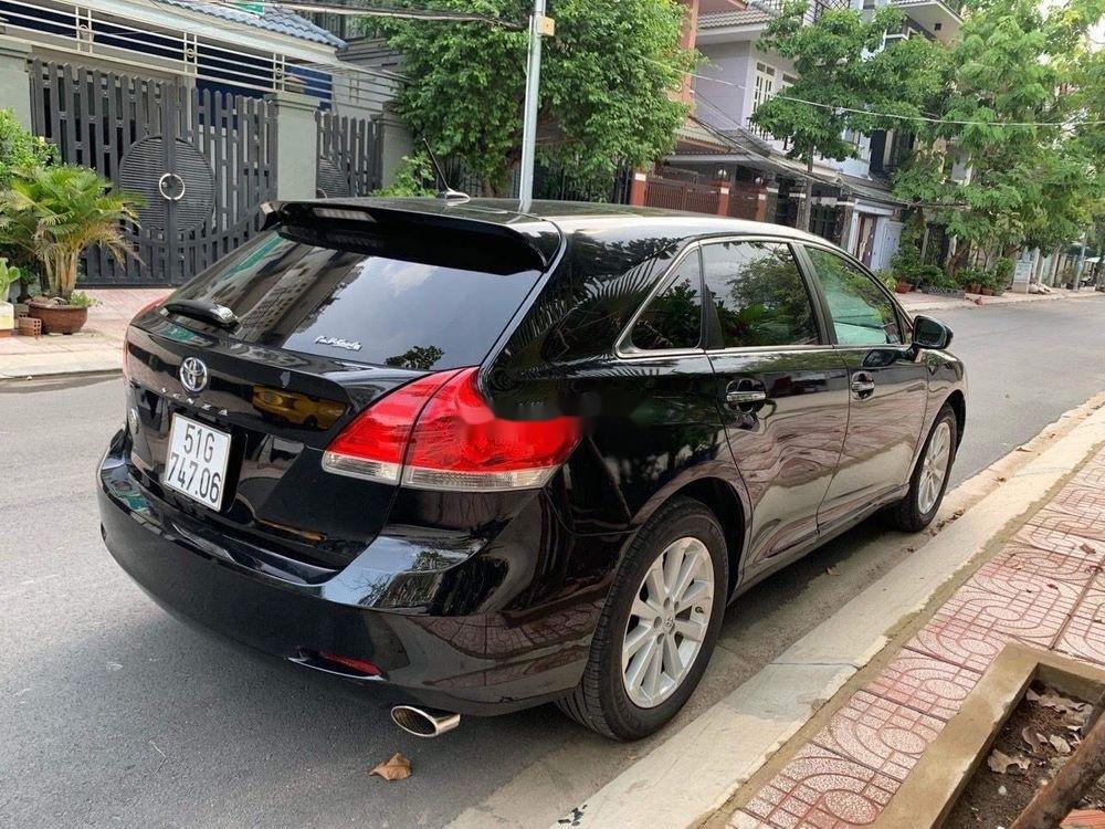 Cần bán lại xe Toyota Venza sản xuất năm 2009, màu đen chính chủ (5)