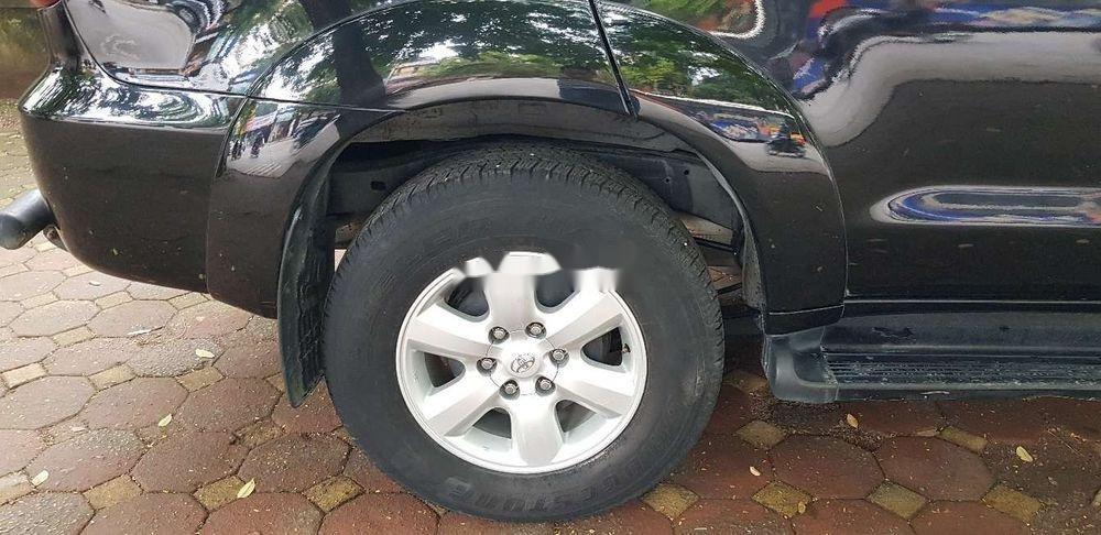 Cần bán xe Toyota Fortuner sản xuất năm 2011, màu đen số sàn (10)