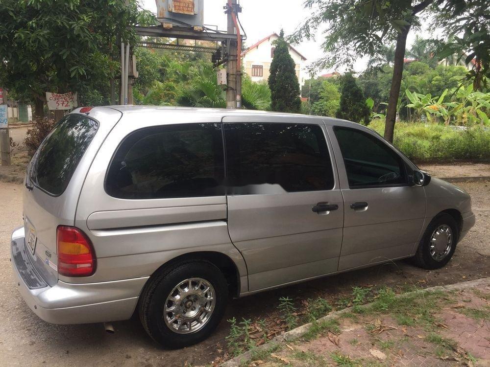 Bán Ford Wind Star Limousine đời 2001, màu bạc, nhập khẩu, giá rẻ (3)