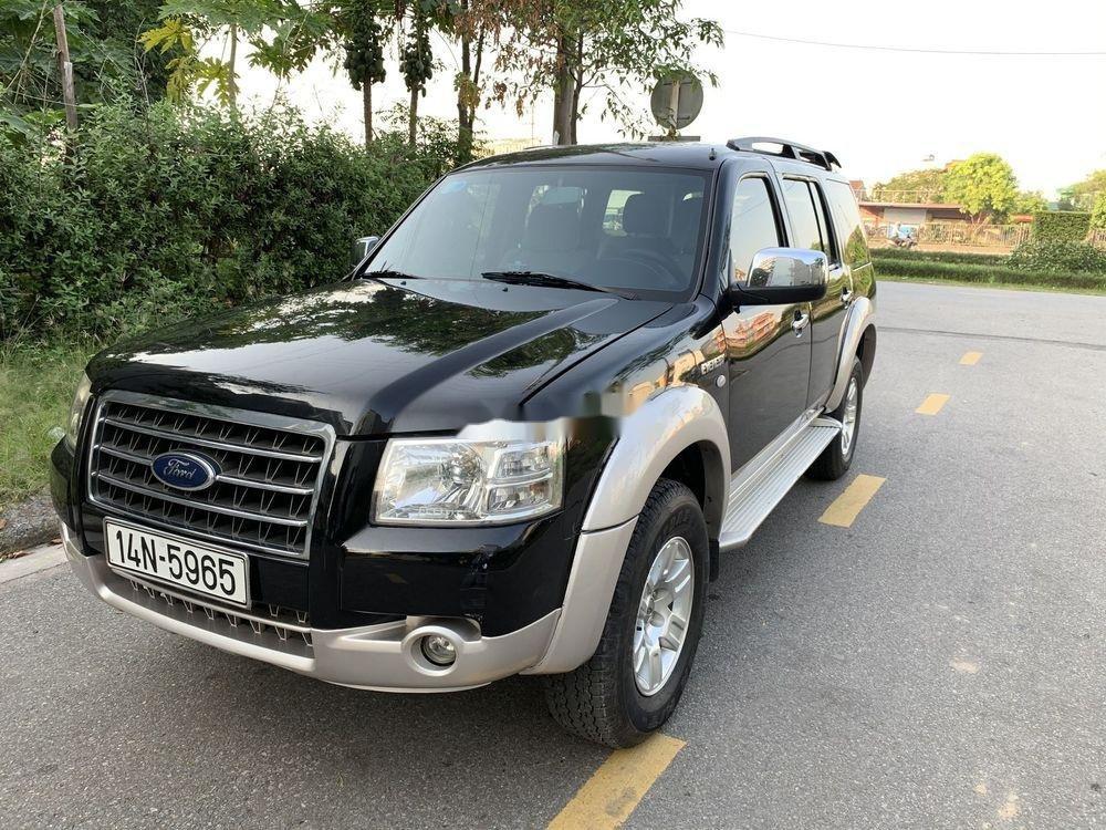 Cần bán xe Ford Everest MT sản xuất năm 2008, màu đen, nhập khẩu nguyên chiếc (7)