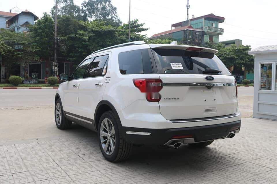 Bán xe Ford Explorer đời 2019, nhập khẩu nguyên chiếc chính hãng (6)