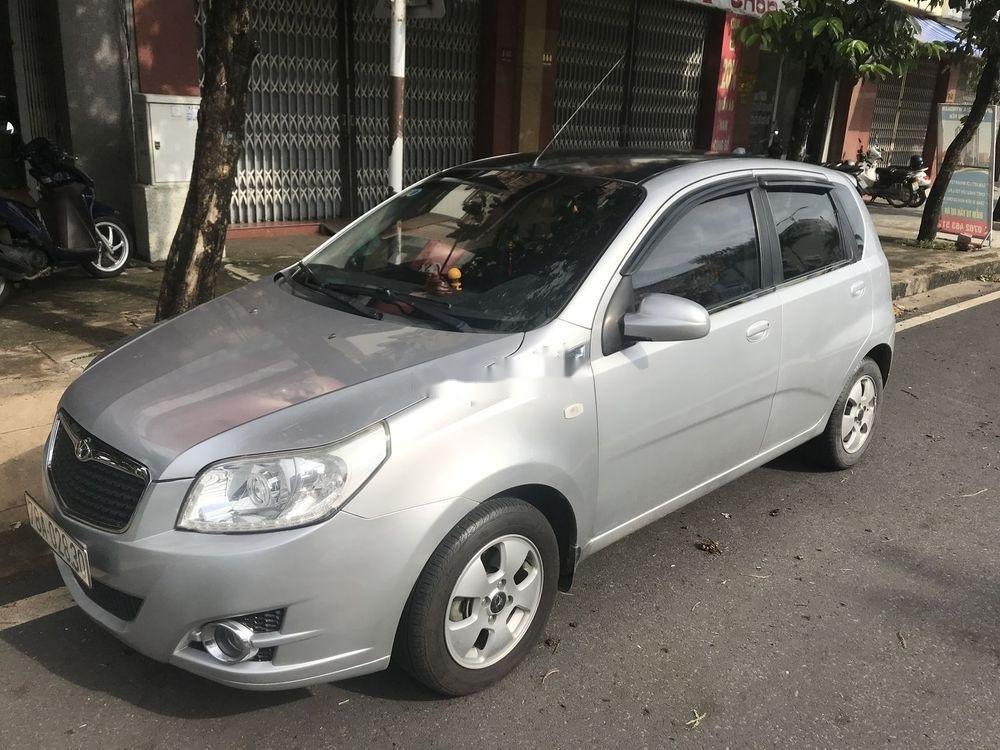 Cần bán xe Daewoo GentraX đời 2008, màu bạc, xe nhập (3)