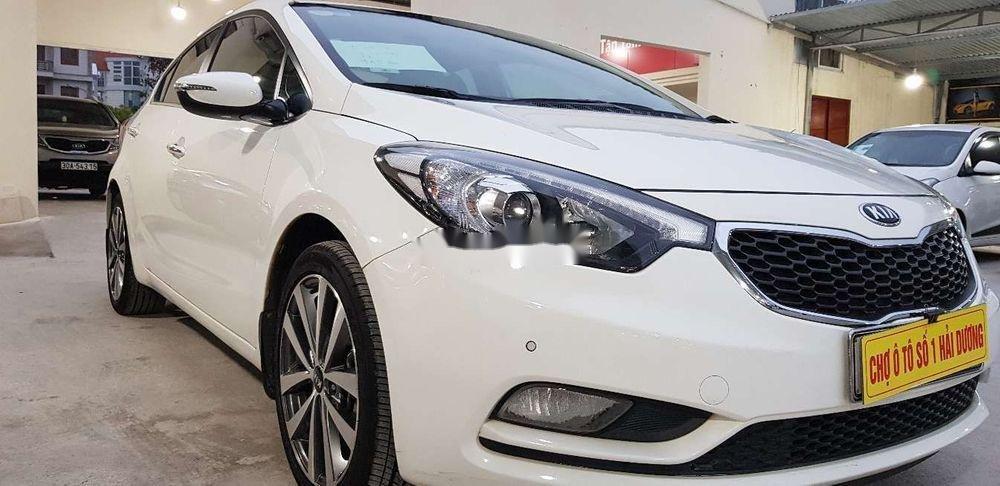Bán Kia K3 đời 2013, màu trắng, nhập khẩu nguyên chiếc chính hãng (3)