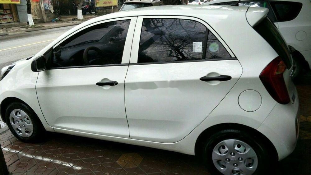 Bán xe Kia Morning 1.0AT sản xuất năm 2011, màu trắng, nhập khẩu, giá tốt (2)