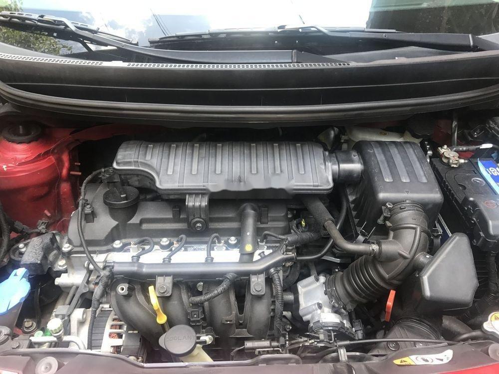 Cần bán Kia Picanto sản xuất năm 2013, màu đỏ số tự động xe nguyên bản (2)