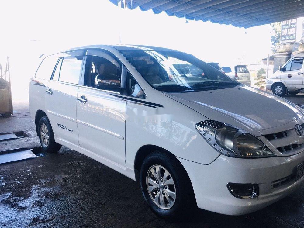 Cần bán Toyota Innova sản xuất năm 2008, xe nguyên bản (1)