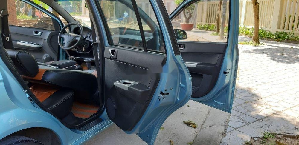 Bán Hyundai Getz năm sản xuất 2009, màu xanh lam, nhập khẩu chính hãng (5)