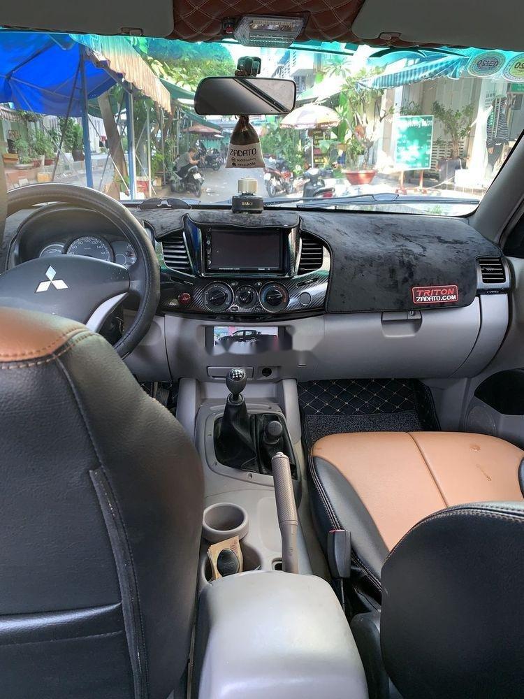 Bán Mitsubishi Triton năm 2009, xe nguyên bản (6)