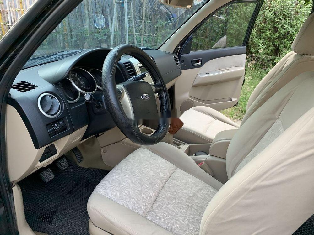 Cần bán xe Ford Everest MT sản xuất năm 2008, màu đen, nhập khẩu nguyên chiếc (10)