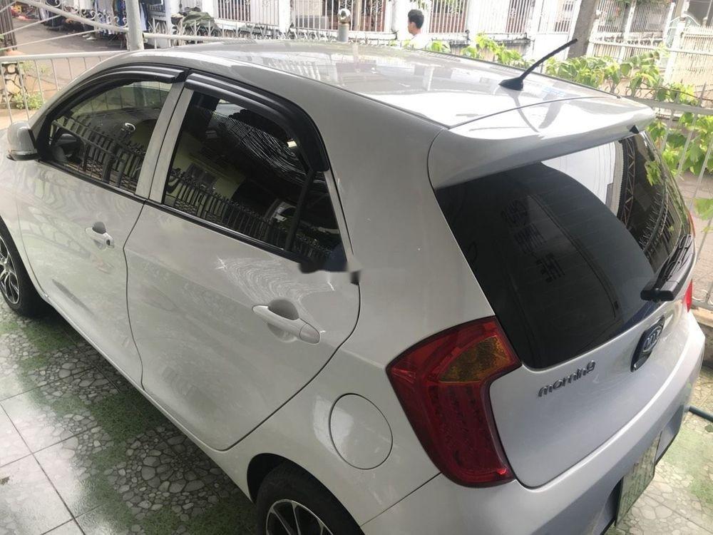 Bán xe Kia Morning MT năm sản xuất 2016, màu trắng, giá tốt (4)