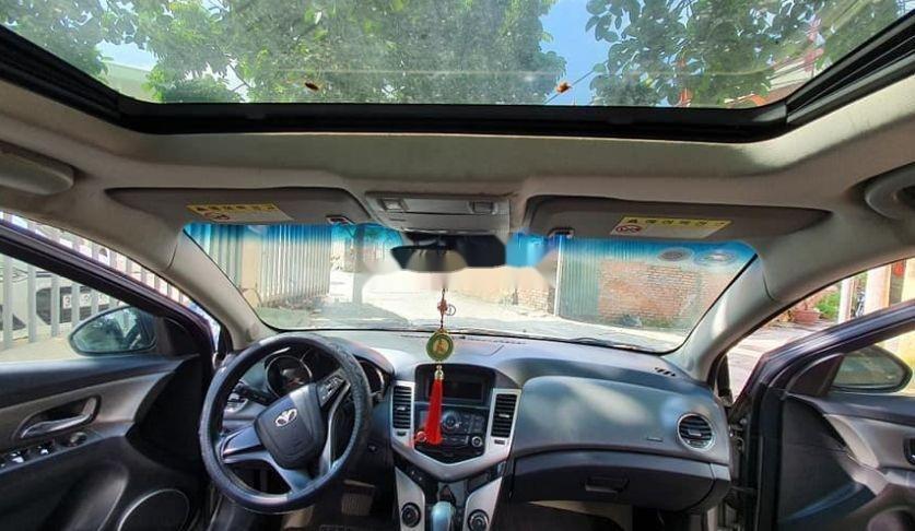 Bán Daewoo Lacetti CDX sản xuất 2009, màu bạc số tự động, giá tốt (3)