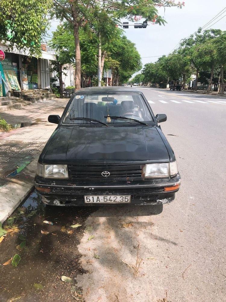Bán xe Toyota Corona đời 1995, màu đen, nhập khẩu nguyên chiếc (5)