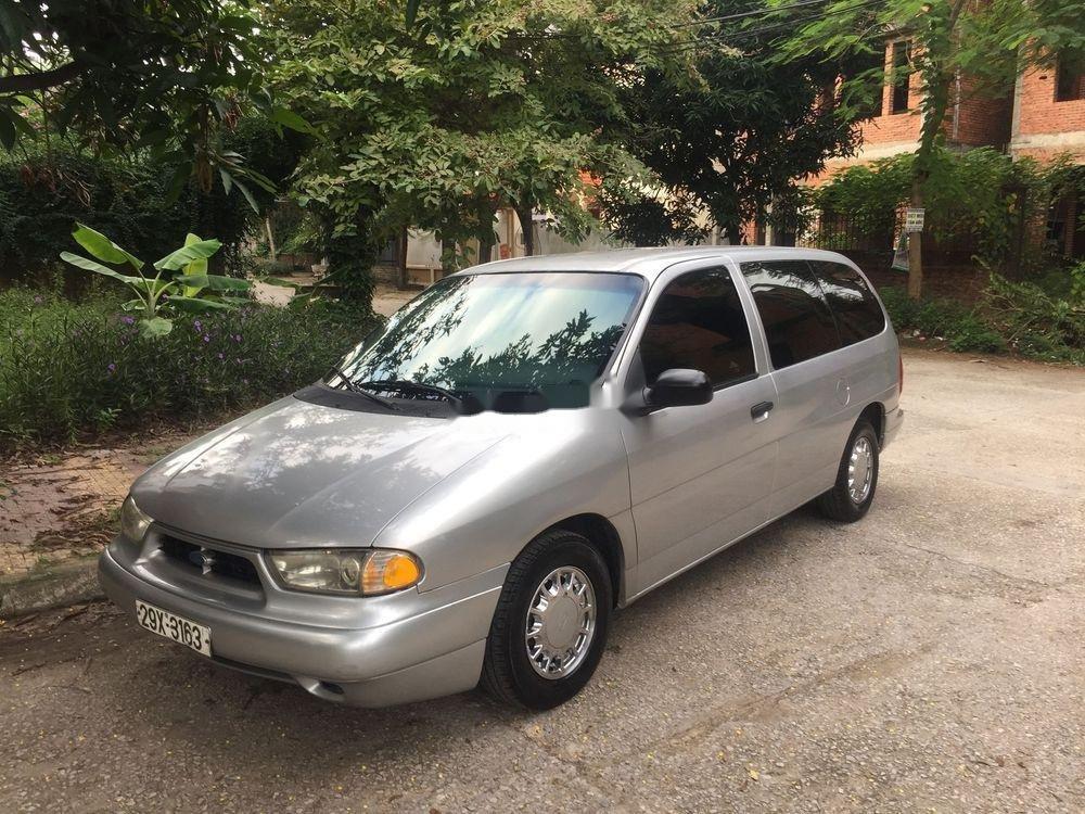 Bán Ford Wind Star Limousine đời 2001, màu bạc, nhập khẩu, giá rẻ (5)
