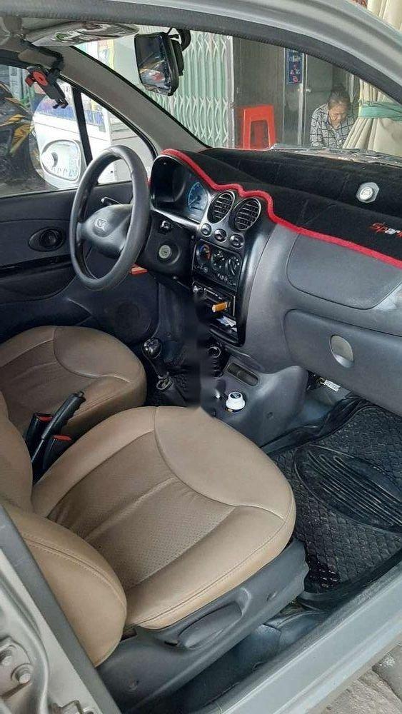 Cần bán xe Daewoo Matiz năm sản xuất 2002, xe nhập (3)