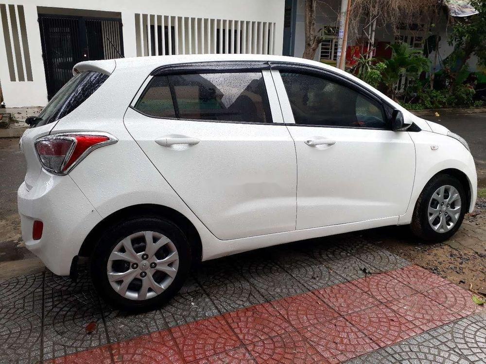 Cần bán lại xe Hyundai Grand i10 đời 2014, màu trắng, xe nhập xe gia đình, giá tốt (12)
