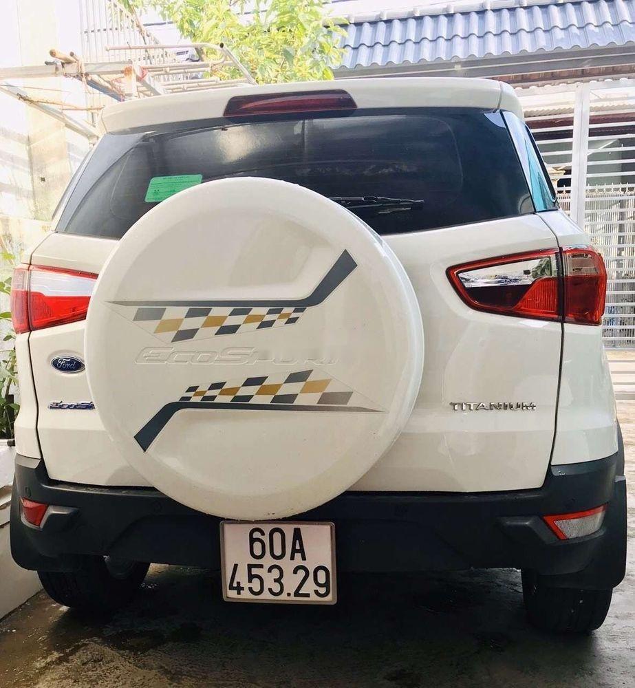 Cần bán lại xe Ford EcoSport sản xuất năm 2018, màu trắng như mới, giá tốt (7)