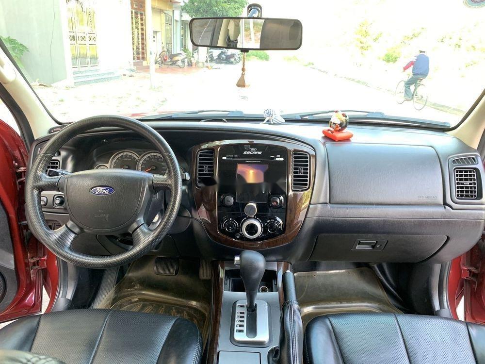 Bán Ford Escape 2011, màu đỏ, nhập khẩu số tự động, giá tốt (8)