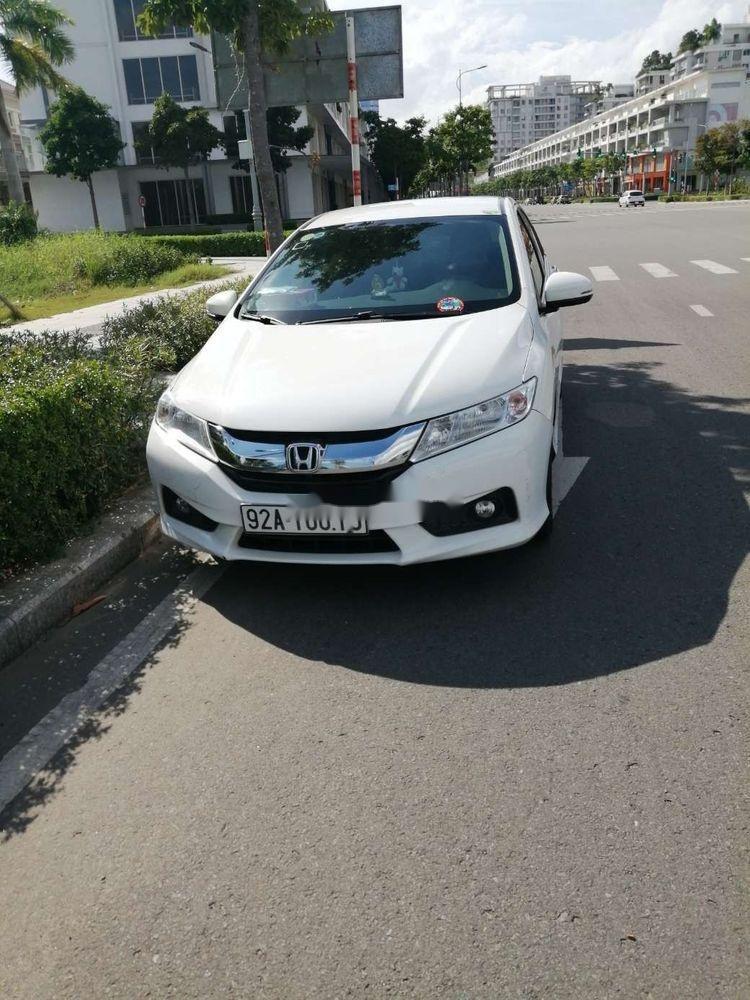 Bán ô tô Honda City năm sản xuất 2017, màu trắng, nhập khẩu chính chủ giá tốt (1)