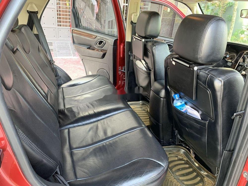 Bán Ford Escape 2011, màu đỏ, nhập khẩu số tự động, giá tốt (11)