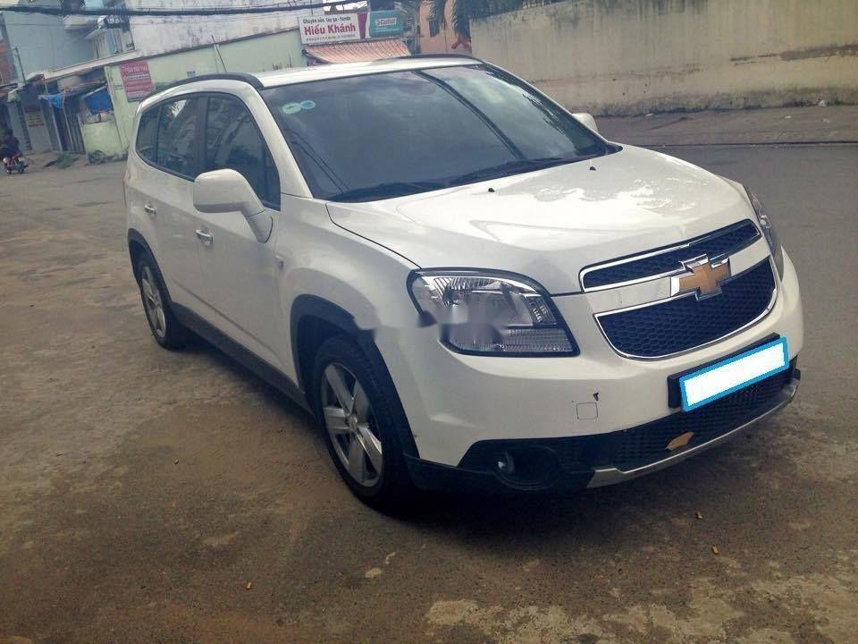 Cần bán lại xe Chevrolet Orlando sản xuất 2013, xe nguyên bản (2)