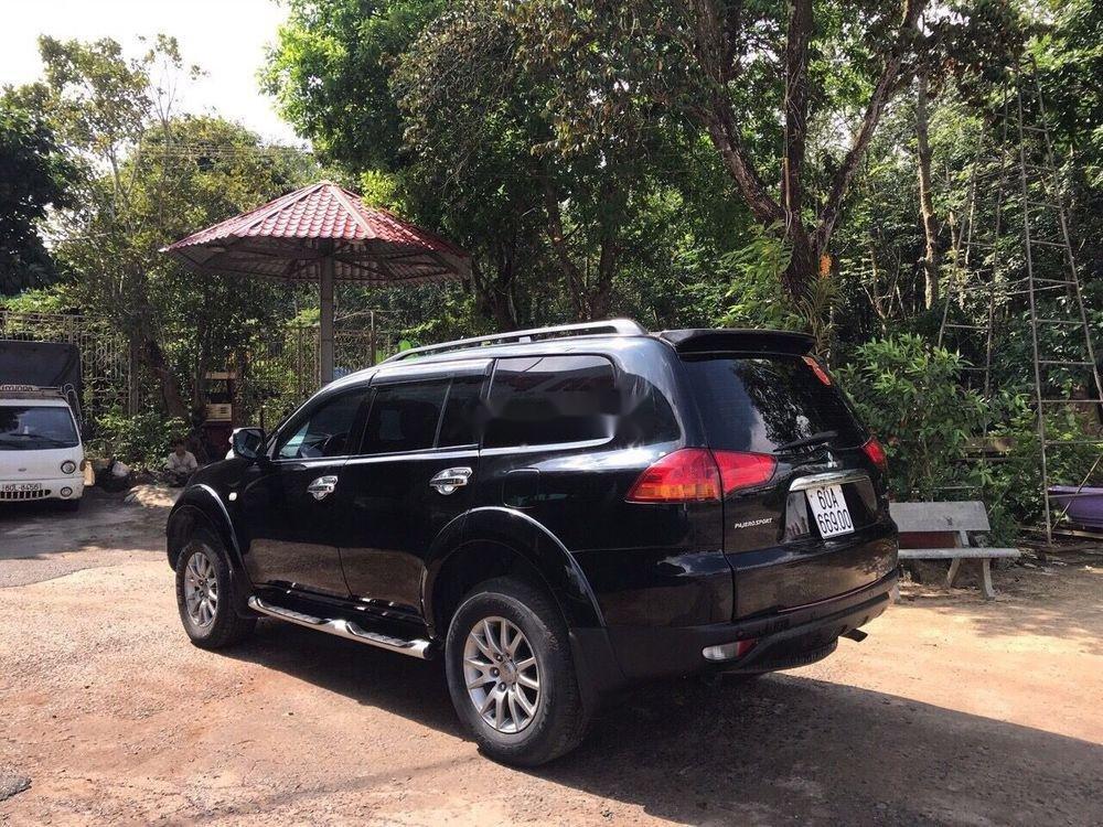 Cần bán xe Mitsubishi Pajero 2011, tự động máy dầu đời 2011 xe nguyên bản (1)