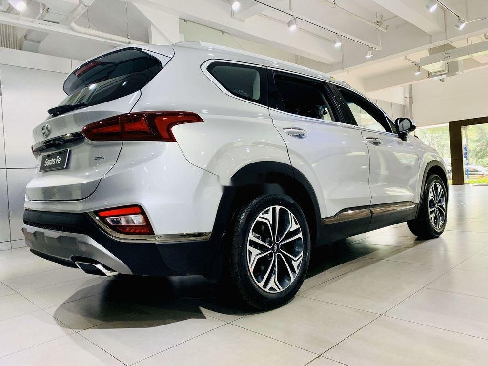 Bán Hyundai Santa Fe đời 2019, xe nhập chính hãng (4)