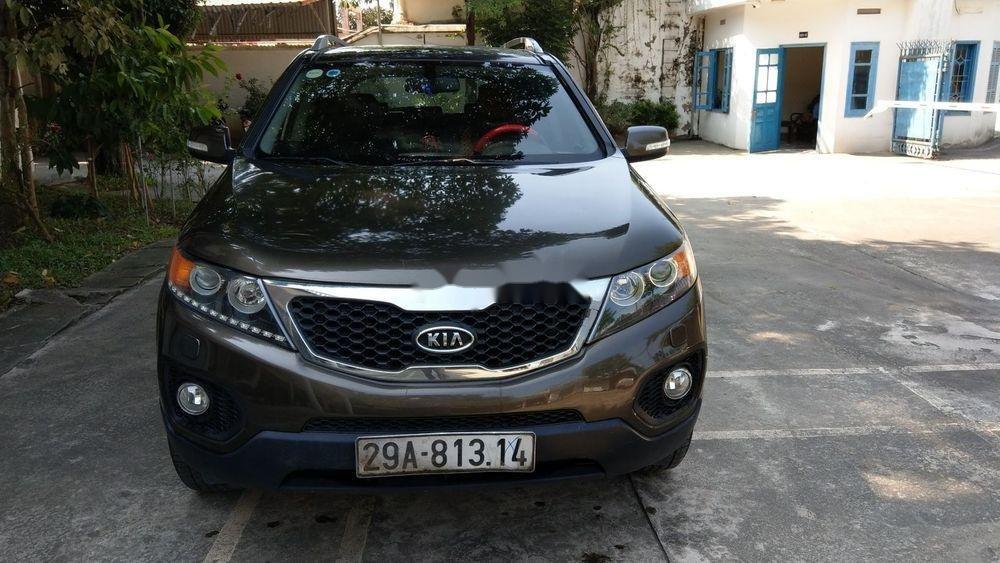 Cần bán xe Kia Sorento 2013 (9)