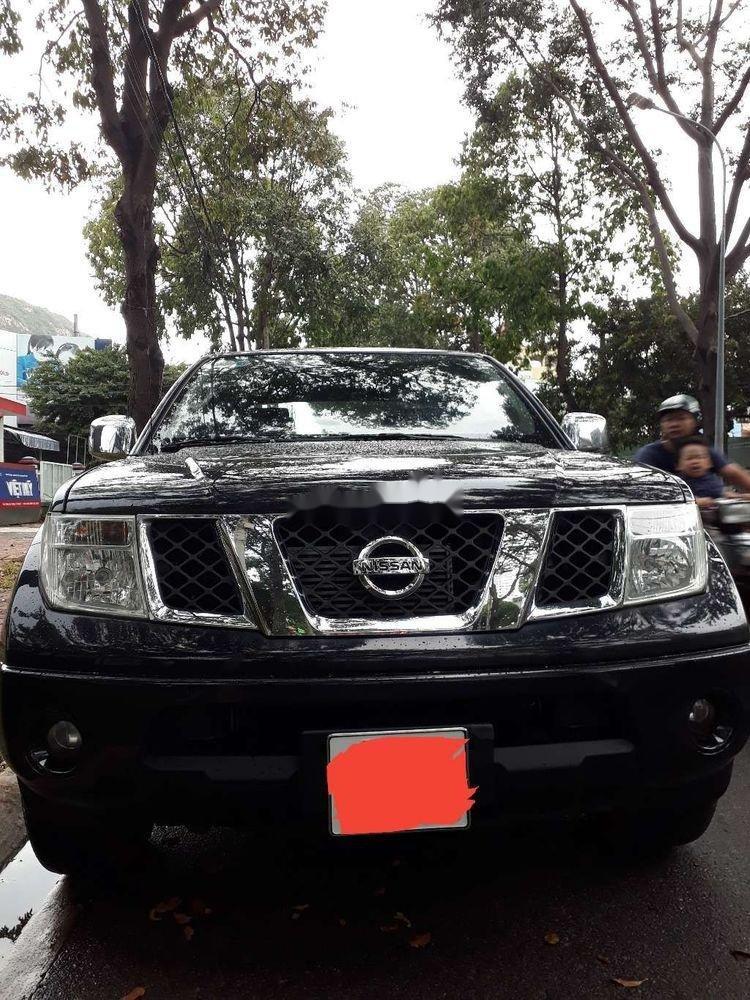 Xe Nissan Navara MT năm 2012, màu đen, xe nhập chính chủ giá cạnh tranh (4)