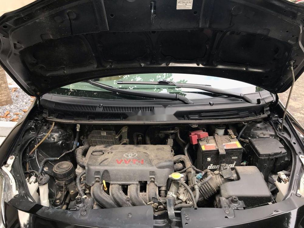 Cần bán Toyota Vios E MT năm 2013, màu đen xe gia đình (5)