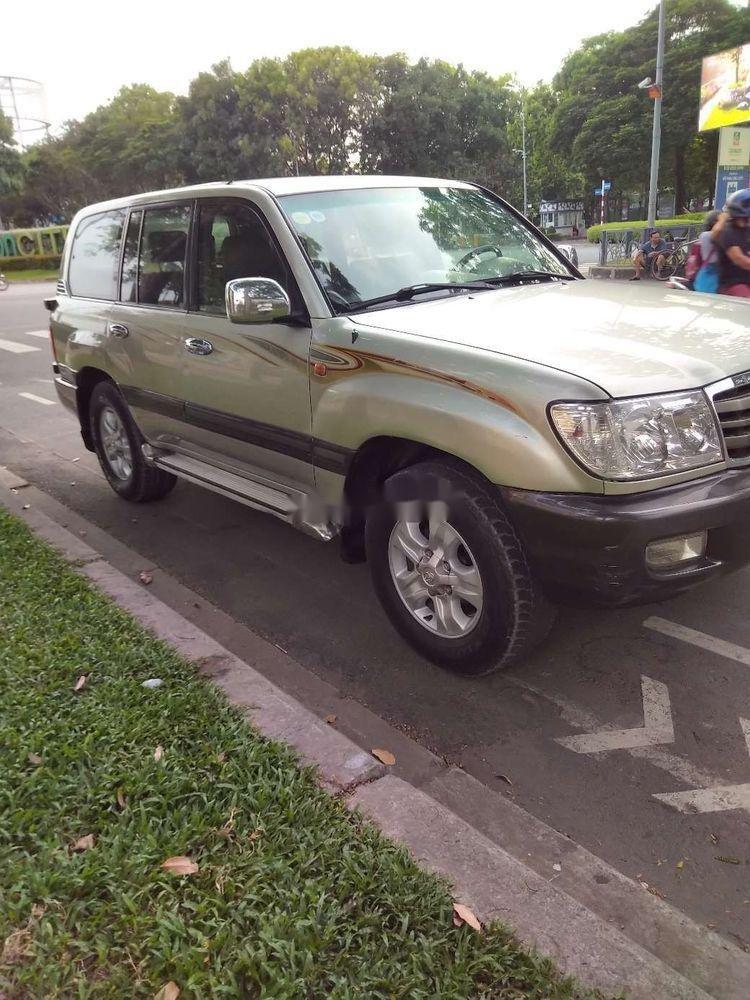 Bán Toyota Land Cruiser MT sản xuất năm 2005 (2)