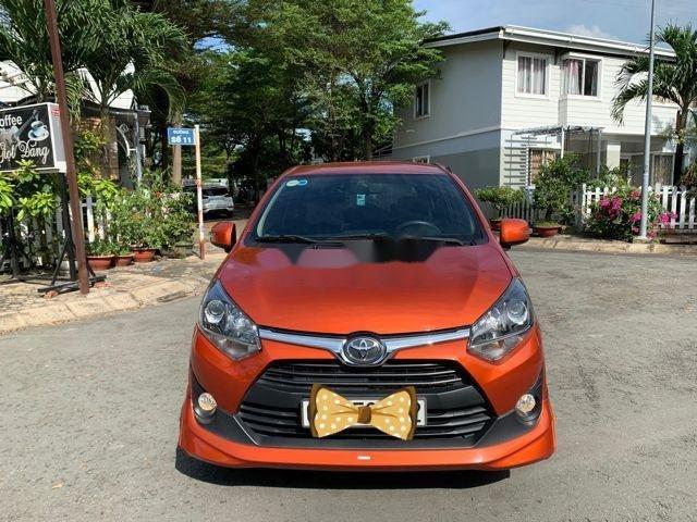 Cần bán xe Toyota Wigo năm sản xuất 2018, nhập khẩu chính hãng (6)