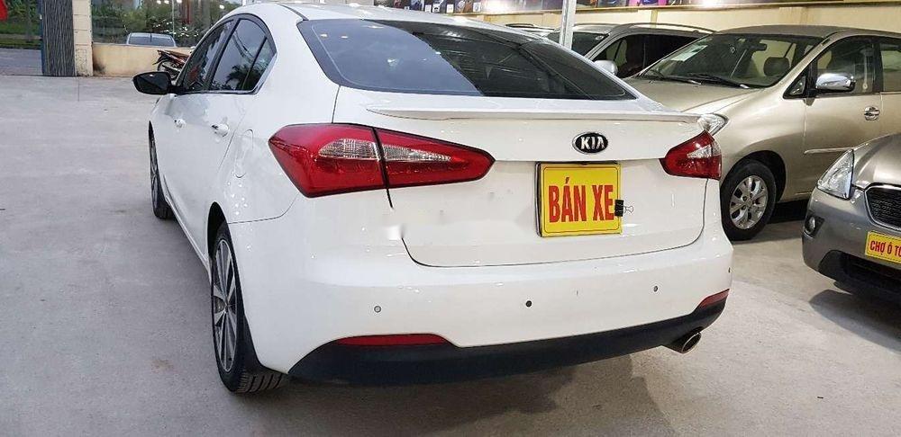Bán Kia K3 đời 2013, màu trắng, nhập khẩu nguyên chiếc chính hãng (4)