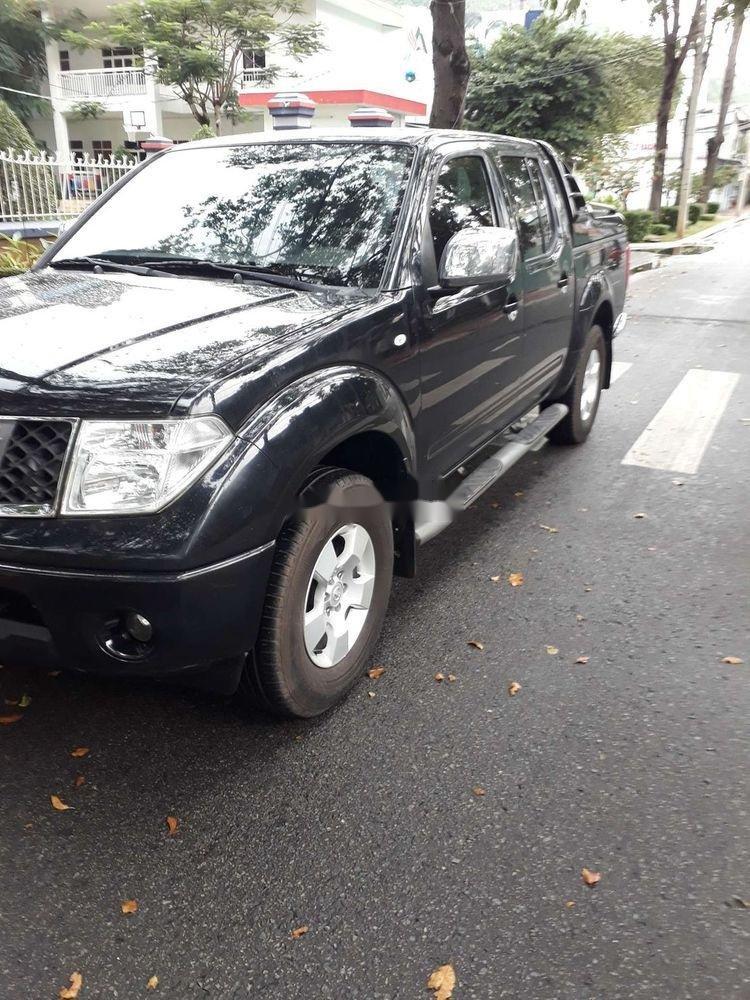 Xe Nissan Navara MT năm 2012, màu đen, xe nhập chính chủ giá cạnh tranh (8)